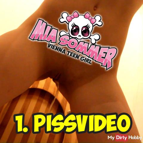 1. Pissvideo