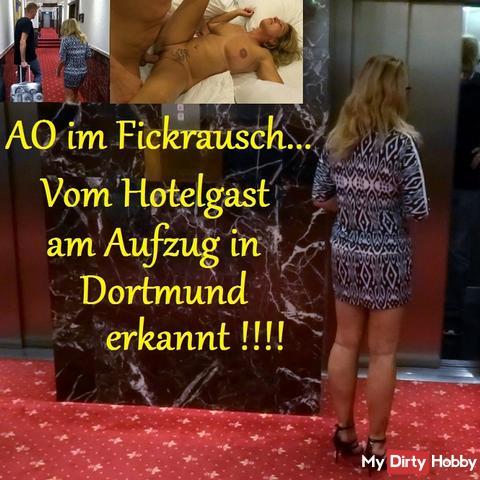 Spontan AO Hotelfick in Dortmund