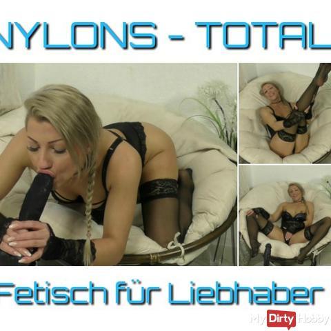 NYLONS Total – Fetisch für Liebhaber