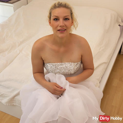pi**ende Braut