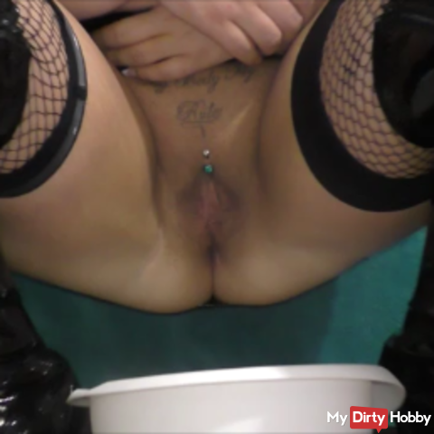 User request: Luki was naughty and is now punished by the mistress