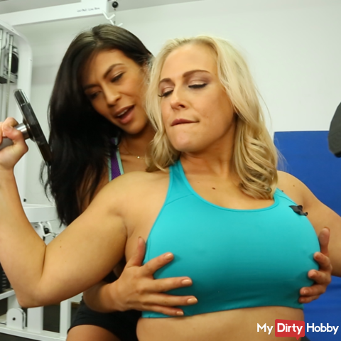 Heather Vahn Horny Gym Encounters