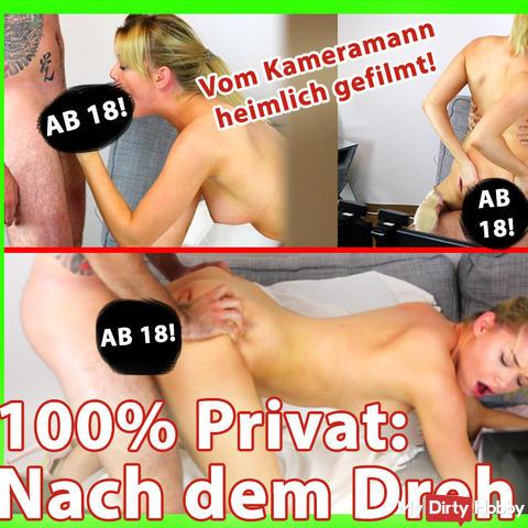100% PRIVAT: Nach dem Dreh! 2 | Anny Aurora