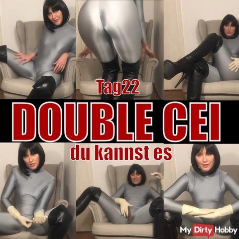 Day22 - Double CEI - you can do it