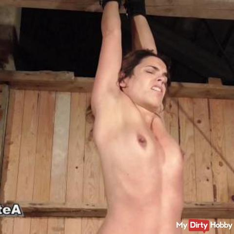 Naked In Suspension