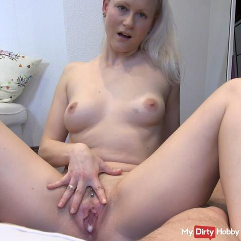 POV! Geiler Quickie out of lust! ;)