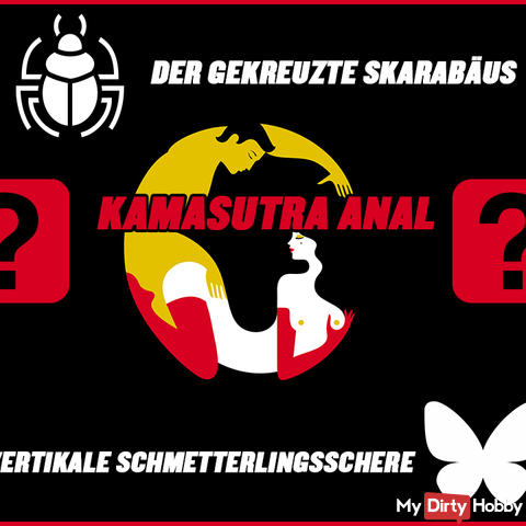 KAMASUTRA ANAL - THE CROSSED SCALE - VERTICAL BUTTERFLY SCISSORS ???