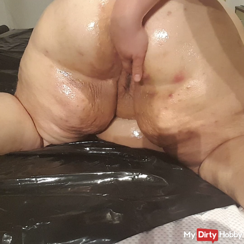 BBW full body oiling