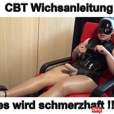 CBT Wichsanleitung! Es wird schmerzhaft!