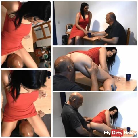 CUCKOLD, Insulted by her boss