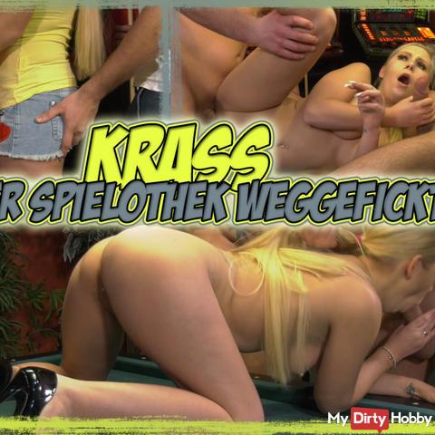 KRASS - in the Spielothek WEGGEFICKT
