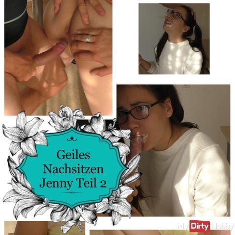 Horny Detention - Jenny Part 2