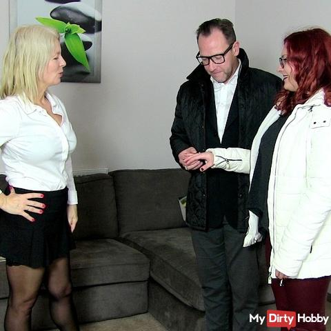Stepdaughter's Perverted Sugardaddy! AO