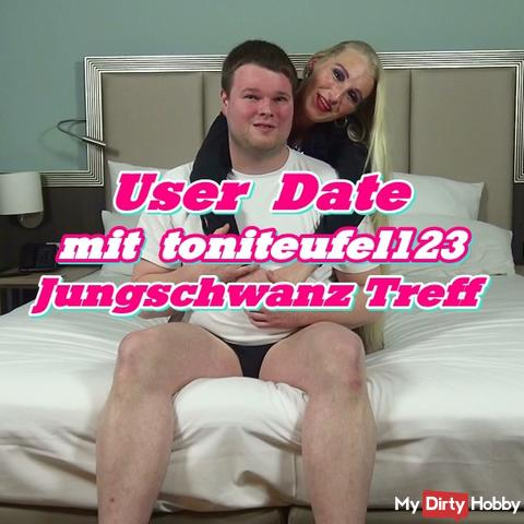 User Date with tomniteufel123 - Young Dick Meeting