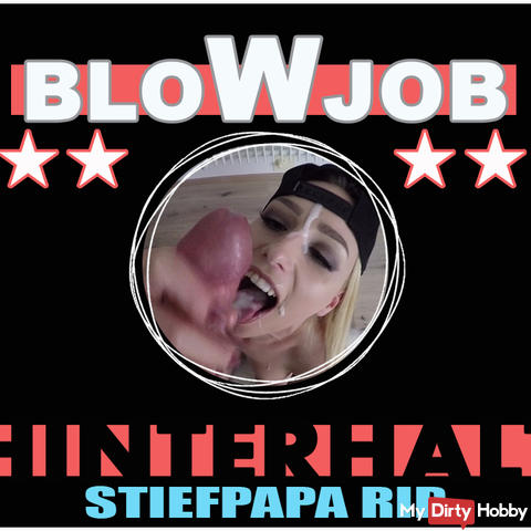 BLOWJOB HINTERHALT! R.I.P STIEFDADDY     | LUCY CAT