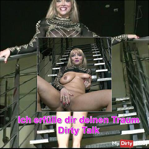 I fulfill your dream today - Dirty Talk