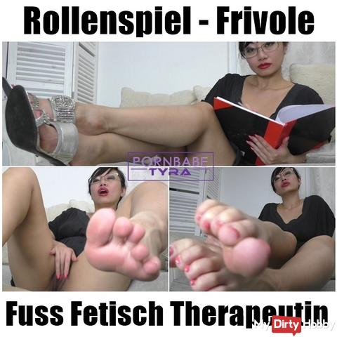 RPG - Frivolous Foot Fetish Therapist