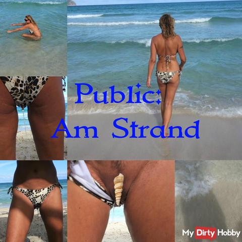 Public: Am Strand