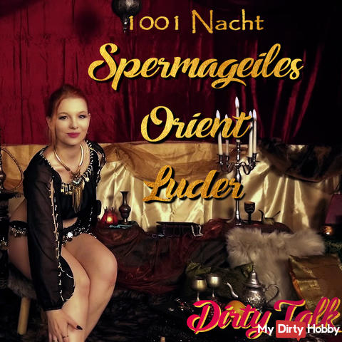 1001 night: Spermageiles Orient bitch DT