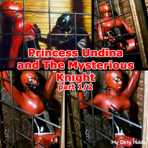Princess Undina and The Mysterious Knight (part 1/2)