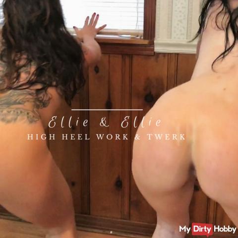 Work n Twerk with EllieBoulder