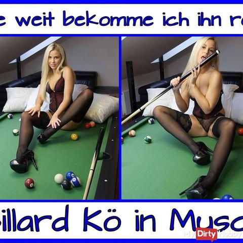 Dirty Billiard Game ...