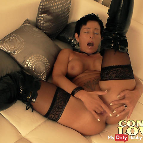 CONNY LOVE – Orgasmus Compilation part 1