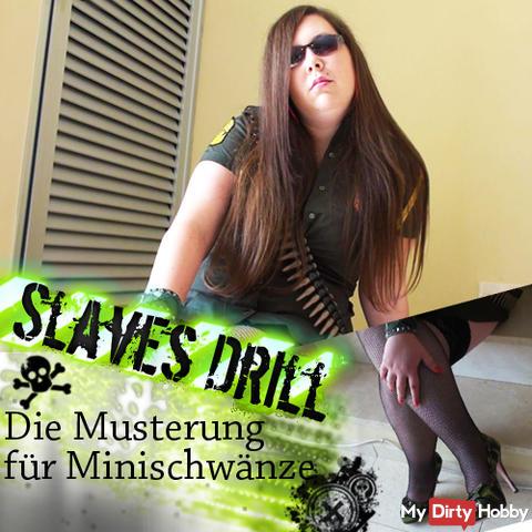 Slaves Drill - Die Musterung für Minischwänze