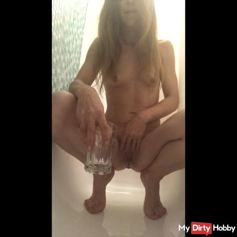 NS in the bathtub