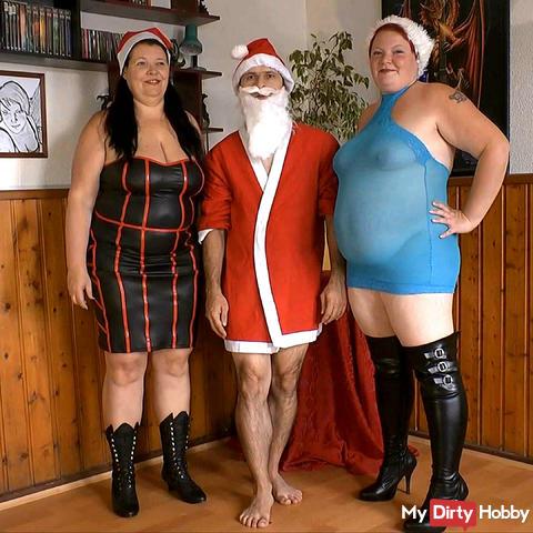 Weihnachtstürchen 6