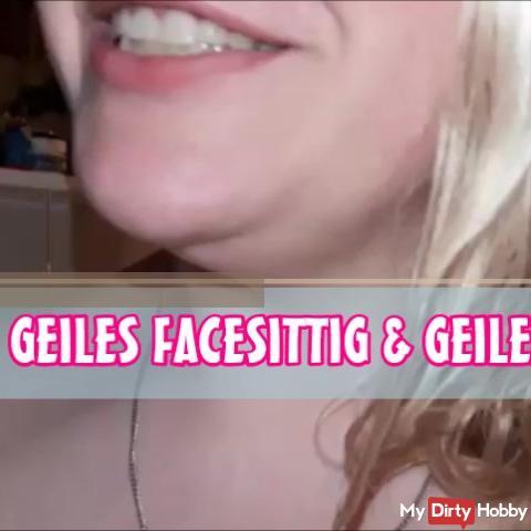 GEILES FACESITTIG & GEILER JUICE