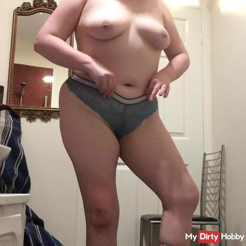 Arikajira BBW Curvy Wellies Fetish 1