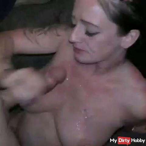 Miss Blowjob Contest with 3 Pornstars Part 1