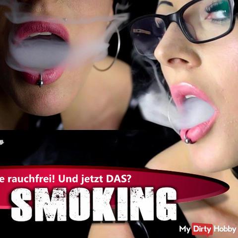 HOT SMOKING - 1,5 Jahre rauchfrei! Und jetzt DAS?