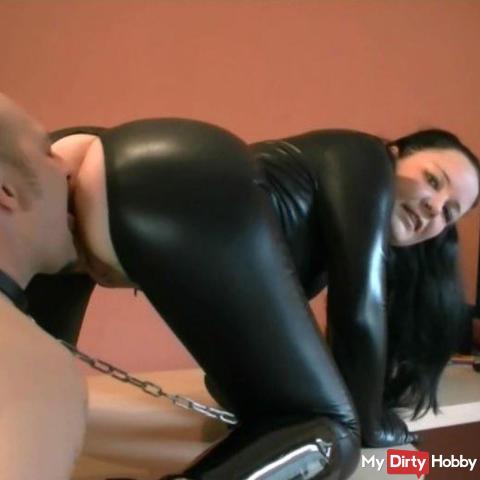 My leak slave