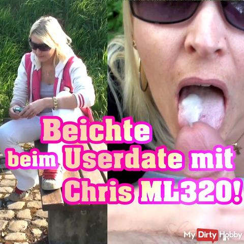 Userdate with Chris ML320