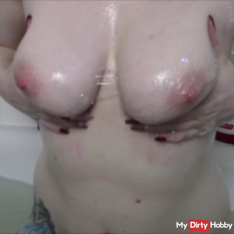 Breasts soaps