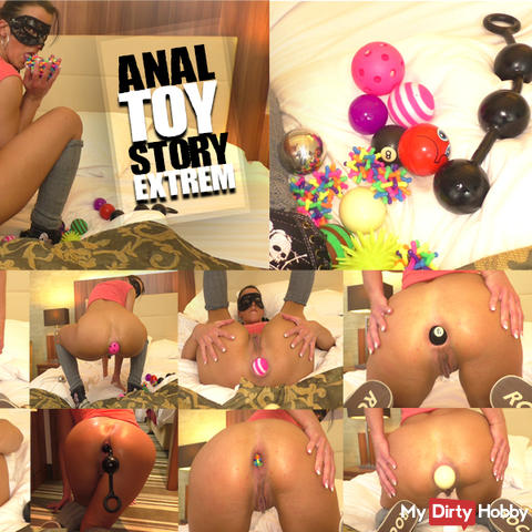 ANAL TOY STORY EXTREM