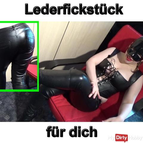 Horny leather Fickstück for you
