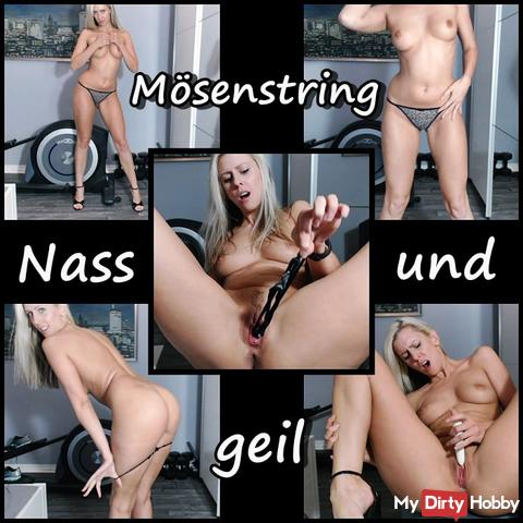 Mösenstring - Juicy and horny