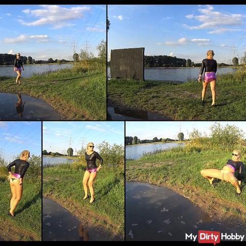 Short piss on the Rhine
