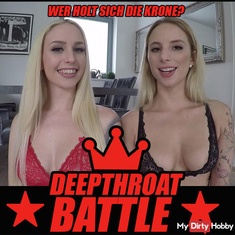 DEEPTHROATBATTLE - Who's going to get the crown? | HANNA SECRET
