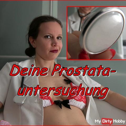 Your prostate exam
