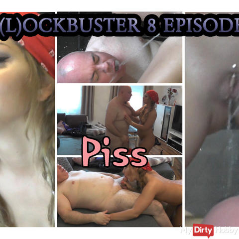 B(L)OCKBUSTER 8 EPISODE 2 Beer Mug with the Fairy Tail Bell...(Susi-Bang Piss)