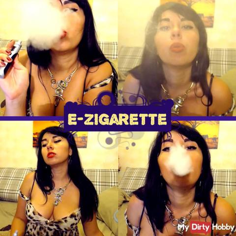 E-Zigarette..