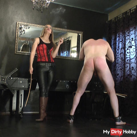 Spanking and flogging without mercy Part 1