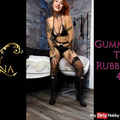 Gummi Stiefel Teaser! Rubber Boots! Wellies!   | by Lady_Demona