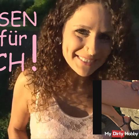 PISSEN NUR FÜR EUCH!!!