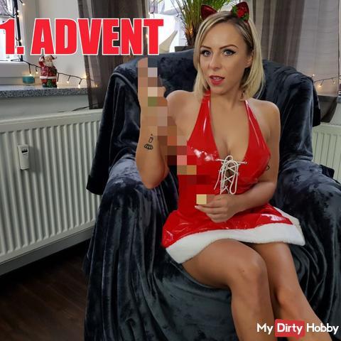 1 Advent! Lilli's surprise!