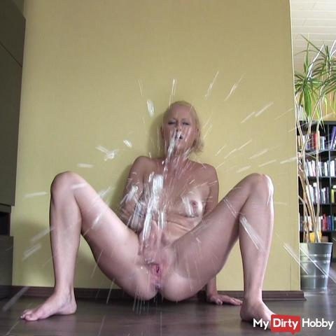 Extremer mega SQUIRT!!!
